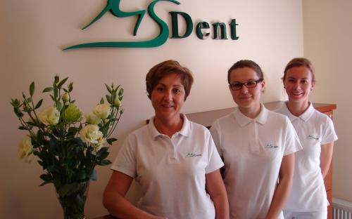 Zespół Ms Dent